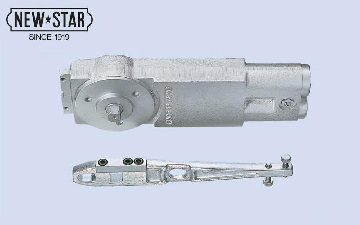 日本NEWSTAR新星 600系列隐藏高架式闭门器