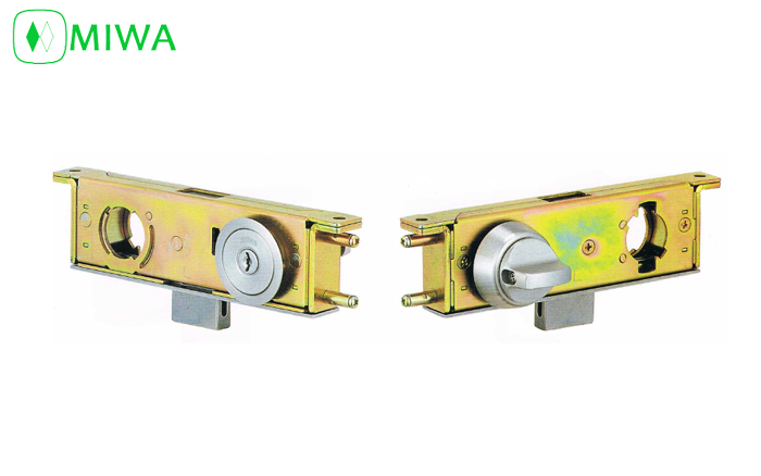日本美和锁具 TRU系列强化玻璃门锁